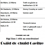 schedule-for-sechatain-na-geailge